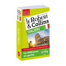 Robert & Collins Poche Italien (R&C POCHE ITALIEN)