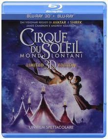 Cirque du soleil - Mondi lontani (3D+2D) (limited edition) [Blu-ray] [IT Import]