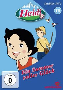Heidi - Ein Sommer voller Glück (Spielfilm Teil 2)