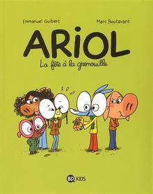 Ariol, Tome 11 : La fête à la grenouille