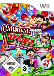 Carnival Games Doppelpack: Jahrmarkt Party + Minigolf
