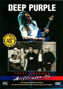 Deep Purple - Total Abandon Live in Australia 99