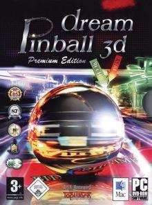 Dream Pinball 3D - Premium Edition (DVD-ROM)