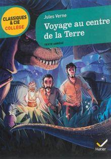 Voyage Au Centre De La Terre (1864): Texte Abrege