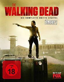 The Walking Dead Staffel 3 [Blu-ray] [Limited Edition]