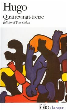 Quatrevingt Treize (Folio (Gallimard))