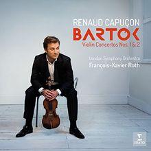 Bartók: Violinkonzerte Nr. 1 & 2