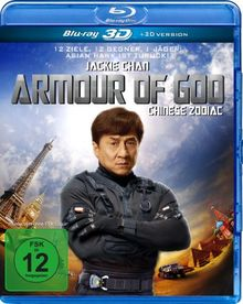 Armour of God - Chinese Zodiac [3D Blu-ray]