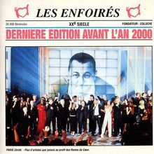 Derniere Edition Avant L'an 20