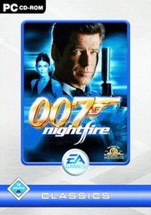 James Bond 007 - Nightfire [EA Classics]