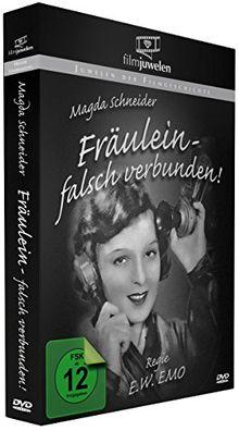Fräulein, falsch verbunden - mit Magda Schneider (Filmjuwelen)