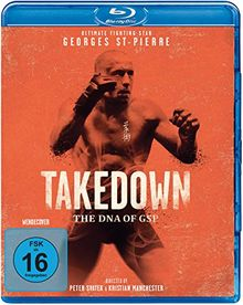Takedown - The DNA of GSP (Ultimate Fighting) [Blu-ray]