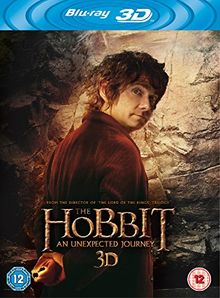 HOBBIT AN UNEXPECTED JOURNEY THE [Blu-ray] [UK Import]