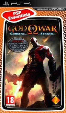 God Of War: Ghost Of Sparta - Collection Essential
