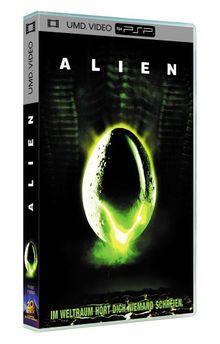 Alien - Alien - Im Weltraum hört dich niemand schreien [UMD Universal Media Disc]