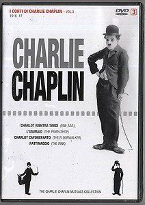 The Charlie Chaplin Mutuals 1916-1917 - Vol. 3 [3 DVDs]