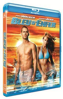 Bleu d'enfer [Blu-ray] [FR Import]