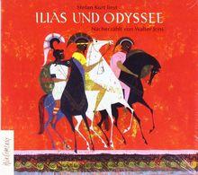 Ilias und Odyssee: Sprecher: Stefan Kurt, 3 CD Digipak, 3 Std. 58 Min.