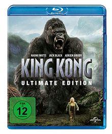King Kong - Ultimate Edition (+ Bonus-Disc) [Blu-ray] [Limited Edition]