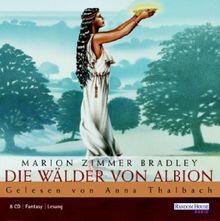Die Wälder von Albion. 8 CDs . Literatur-Inszenierung. Fantasy