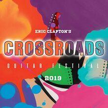 Eric Clapton - Crossroads Guitar Festival 2019 [2 DVDs]