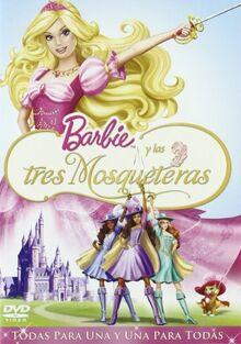 Barbie Y Las 3 Mosqueteras (Import Dvd) (2009) Varios; William Lau