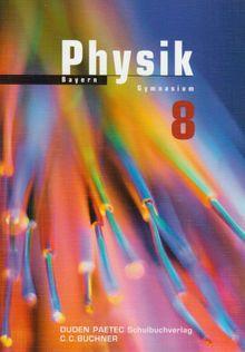 Physik 8. Gymnasium Bayern. (Lernmaterialien): BD 8