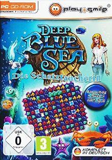 Deep Blue Sea - Die Schatztaucherin
