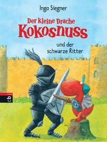 Der kleine Drache Kokosnuss und der schwarze Ritter: Band 4