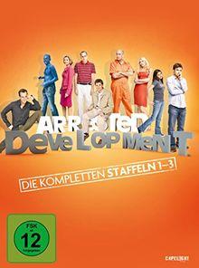 Arrested Development - Die kompletten Staffeln 1-3 [8 DVDs]