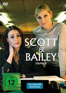 Scott & Bailey - Staffel 5