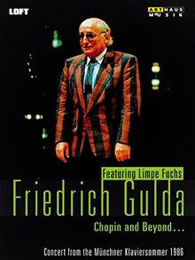Friedrich Gulda: Chopin And Beyond (feat. Limpe Fuchs) (Münchner Klaviersommer, 1986) [DVD]