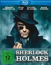 Sherlock Holmes (limitierte Steelbook Edition) [Blu-ray]