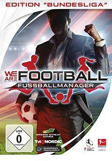 "We are Football Fussballmanager - Edition ""Bundesliga"""
