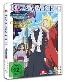 DanMachi - Is It Wrong to Try to Pick Up Girls in a Dungeon? - Staffel 2 - Vol.3 - [Blu-ray] Collector's Edition