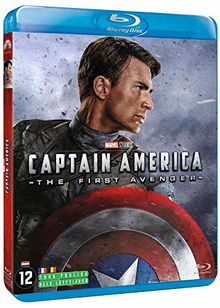Captain america : first avenger [Blu-ray]