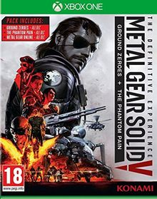 Metal Gear Solid V: The Deffinitive Experience Xbox ONE [UK Import]