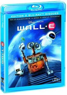 Wall-E [Blu-ray] [FR Import]