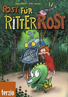 Ritter Rost - Post für Ritter Rost