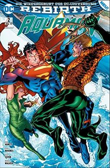 Aquaman: Bd. 2 (2. Serie): Unaufhaltsam