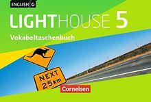 English G LIGHTHOUSE - Allgemeine Ausgabe: Band 5: 9. Schuljahr - Vokabeltaschenbuch