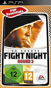 Fight night, round 3: PSP Essentials