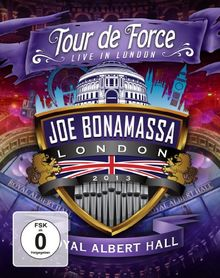 Joe Bonamassa - Tour de Force: Royal Albert Hall/Live in London 2013 [2 DVDs]