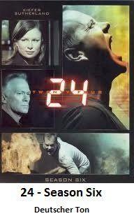 24 - Season 6 [6 DVDs]
