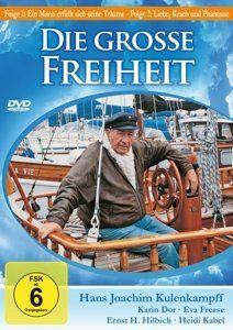 Die große Freiheit - Folge 1: Ein Mann erfüllt sich seine Träume + Folge 2: Liebe, Krach und Phantasie (2 Folgen auf einer DVD)