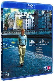 Minuit à paris [Blu-ray] [FR Import]