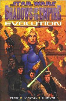 Star Wars, Sonderbände, Bd.7, Schatten des Imperiums: Evolution (Comic).