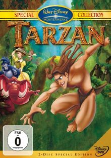 Tarzan (Special Collection) (2 DVDs) [Special Edition]