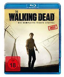 The Walking Dead - Staffel 4 - Uncut [Blu-ray]