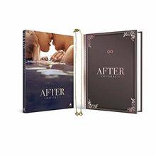 After - Chapitre 1 ( Edition Collector Limitée Blu-Ray et DVD avec le Collier et l'Agenda Exclusifs ) [Combo Blu-ray + DVD + Collier + Agenda Exclusifs]
